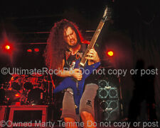 DIMEBAG DARRELL PHOTO PANTERA 1994 Concert Photo by Marty Temme 1E