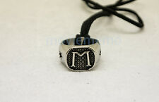 Mortal Instruments MORGENSTERN Ring City of Bones Valentine Necklace New sizes