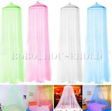 Round Lace Insect Bed Canopy Netting Curtain Dome Mosquito Net Outdoor Elegant