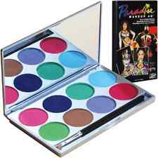 Paradise Makeup Palettes 8 Colors face painting kit set Nuance Paradise Tropical