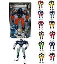 "Brand New In Box NFL FOX Sports 10"" Robot Cleatus Action Figure Version 2.0"