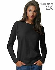 Hanes Women's Long-Sleeve T-Shirt - style 5580