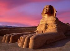 Sphinx Egypt room wall art Poster personalized Free