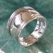 Beautiful Thai Ring 925 Sterling Silver