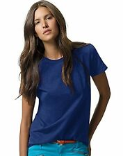 Hanes Women's Relaxed Fit Jersey ComfortSoft® Crewneck T-Shirt style 5680