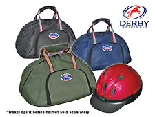 Derby Originals Premium 3 Layered Padded Horse Riding Helmet Carry Bag 3 Colors