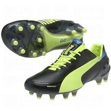 NEW NIB $200 Puma Mens Evospeed 1.2 L Fg Soccer Cleats 102859-01