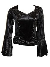 Sale Clearance 70% Off Sinister Gothic Top To Clear Must Go A Beautiful Item