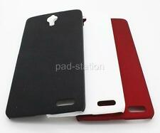 New Matte Ultra Hard Cover Case Skin For Alcatel One Touch Idol X OT 6040D 6040A
