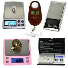 200gx0.01g Jewelry LCD Electronic Digital Scale 25kg/5g Kitchen Weight Scale BE0