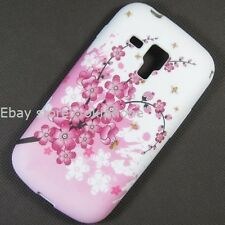 Flower Bees Case Cover For Samsung Galaxy Trend S7560 S Duos 2 S7582 Plus S7580