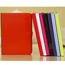 "Flip Leather Cover Case +Film For Samsung Galaxy Tab 3 10.1"" Tablet P520/P5210 a"