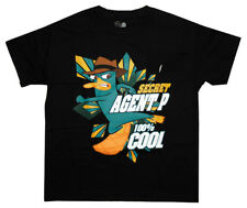 Phineas And Ferb Agent P Perry Agent Of Good Disney Boost AR T-Shirt Tee