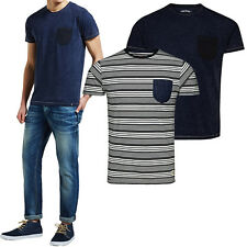 JACK & JONES - MENS & BOYS SLIM FIT T-SHIRTS -BRAND NEW JACK AND JONES ORIGINALS