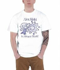 Sega Alex Kidd In Miracle World Official Mens New White T Shirt All Sizes