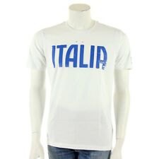 Vêtement T-Shirt Puma Homme Figc italia Graphic tee taille Blanc Coton