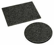 Large Black High Quality Speckled Granite Worktop Protector Saver Chopping Board