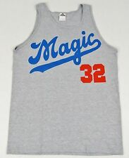 MAGIC 32 Tank Top T-shirt NBA LA Lakers Magic Johnson Los Angeles Dodgers S-XL