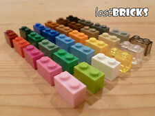 10 x LEGO Bricks 2x1 (Part 3004) + SELECT COLOUR ++ FREE POSTAGE