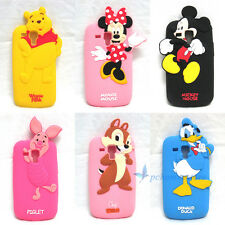 Lovely Cartoon Characters Gel Soft Case Cover For Samsung Galaxy S Duos GT-S7562