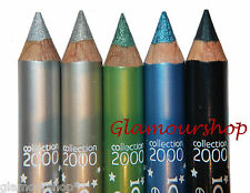 Collection 2000 Idol Eyes Shimmer Eyeliner Eye Liner / Shadow Crayon Pencil
