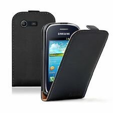 ULTRA SLIM Leather Case Cover Pouch for Samsung Galaxy Star GT-S5282 Dual SIM