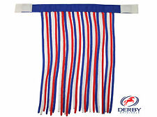 Qty. 3 Derby Originals Patriotic Horse Fly Veils / Fringes Full, Mini, & Pony