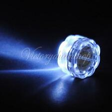 5/12/24X Flameless LED Tea Light Battery Candle Floral Submersible Lamp Wedding