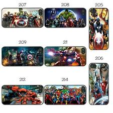 Marvel Superhero Cover Case for Apple iPhone iPod & iPad