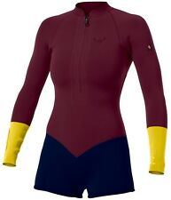 ROXY KASSIA MEADOR Long/Sleeved Springsuit women's size 10 new NWT wetsuit