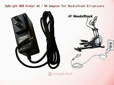 AC Adapter For JumpKing Treadmills NordicTrack Bikes Ellipticals Power Supply