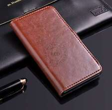 Wallet Leather Case Card Slot Stand Flip Skin Cover For Sony Xperia Z L36h C6603