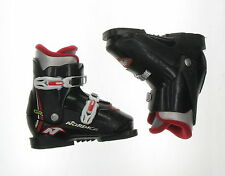 Nordica Used GP T2 Front Entry 2 Buckle Ski Boots Toddler Size