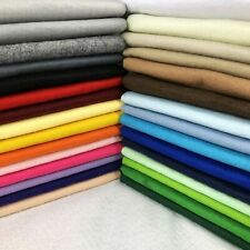 100% Acrylic Craft Felt Fabric 150cm Wide