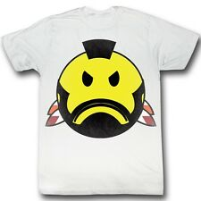 Mr. T Smiley T Adult T-Shirt Tee