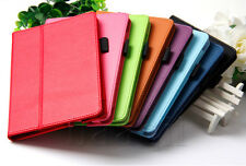 """Leather Smart Case Cover Stand for Amazon Kindle Fire HDX 7"""" with Sleep Wake  FA"""