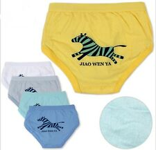hot 2 PCS new Kids Baby Boy Toddler Pants Cotton Underwear Briefs Size:S.M.L