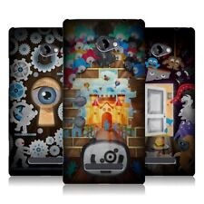 HEAD CASE MYSTERY HOLE PROTECTIVE COVER FOR HTC WINDOWS PHONE 8X