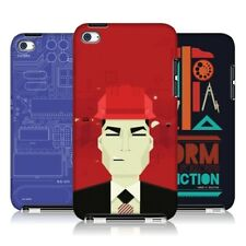 HEAD CASE PROFESSION INSPIRED ARKI COVER FOR APPLE iPOD TOUCH 4G 4TH GEN