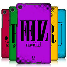 HEAD CASE CHRISTMAS STATEMENTS COVER FOR ASUS GOOGLE NEXUS 7 2013 WIFI