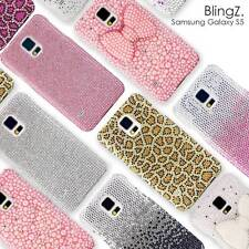 CRYSTAL DIAMOND GAM RHINESTONE BLING BLING PHONE CASE COVER SAMSUNG GALAXY S5