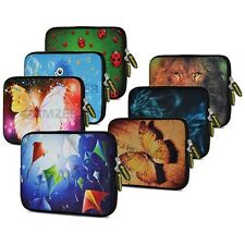 "AMZER 10.5"" UNIVERSAL NEOPRENE  DESIGNER SLEEVE POUCH COVER FOR TABLET NETBOOK"