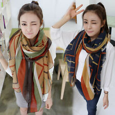 New Bohemian Women's Sprint Summer Vogue Shawl Wrap Scarf Accessories ST247