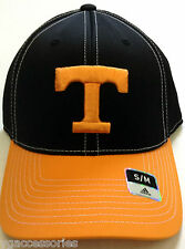 NCAA Tennessee Vols Volunteers Adidas Curve Brim Cap Hat New!!