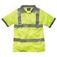 Dickies High Visibility Safety Polo Shirt Workwear Outdoors Arborist