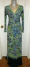 NWT LILLY PULITZER RIANA MAXI BRIGHT NAVY ESCAPE ARTIST ENGINEERED XS,M,L