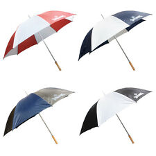 SPALDING UMBRELLA 4 COLOURS- WINDPROOF WATERPROOF PREMIER CANOPY NEW GOLF BROLLY