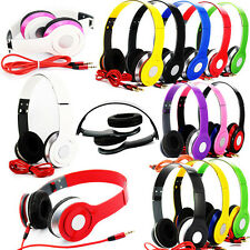 1pc Universal Adjustable Over-Ear Earphone Headphone Headset for iPod Phone SP15