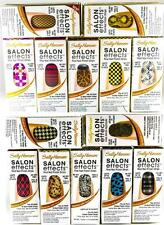 Sally Hansen Nail Polish Strips Salon Effects Assorted Color Nail Sticker New