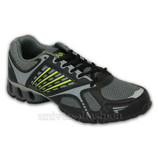 Men Trainers Air Tech Shoes Jogging Lace Up Walking Sports Gym Mesh Casual New